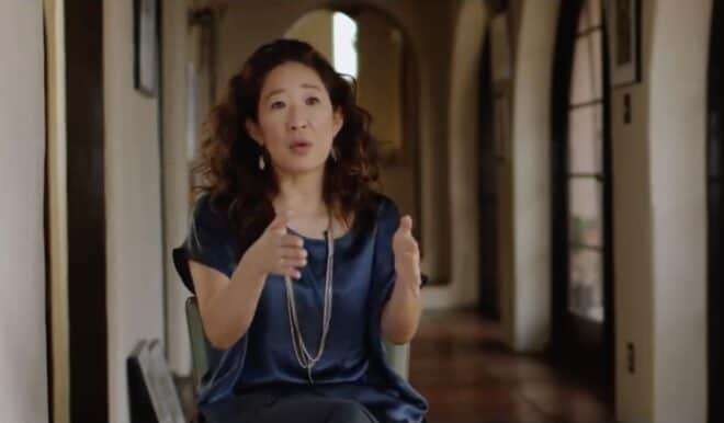 Sandra Oh en interview pour The Inclusive