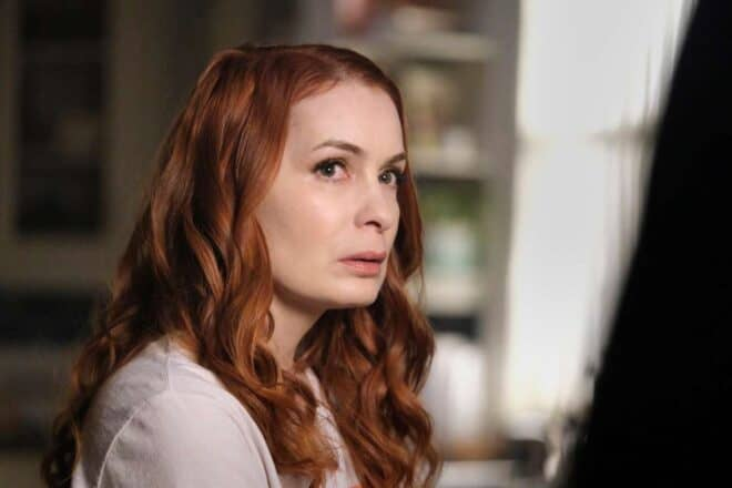 L'actrice Felicia Day
